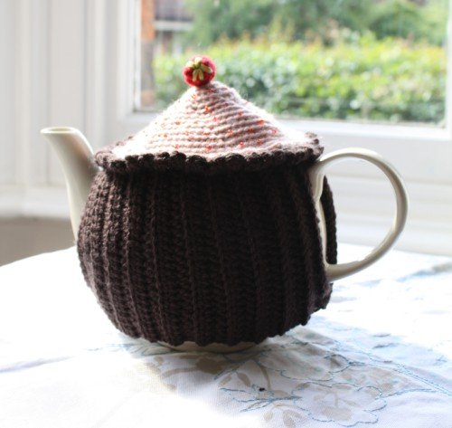 Free Pattern Cupcake Teacosy Emma Varnams Blog