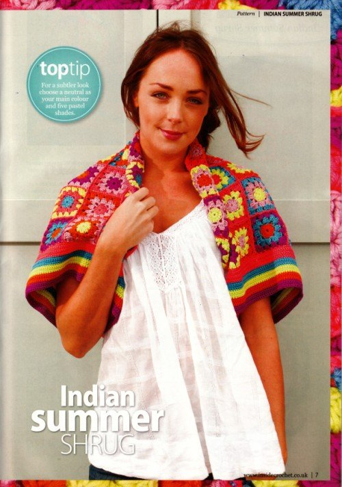 Learn How To Crochet Magazine : FREE CROCHETING MAGAZINES - Crochet - Learn How to Crochet