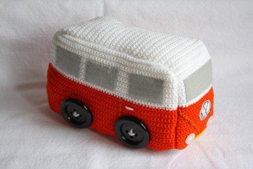 Campervan Tea Cosy Knitting Pattern : Campervan Love continues...   Emma Varnams blog