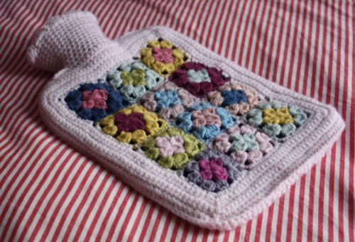 The Hot Water Bottle Cover And The Joy Of Making Emma Varnams Blog
