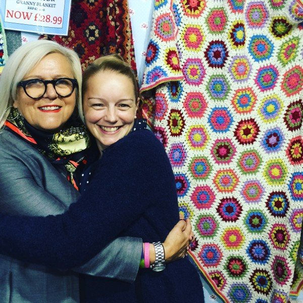 Knitting And Stitching Show Ally Pally 2017 : Emma Varnams blog   Knitting, nattering, crochet and craft