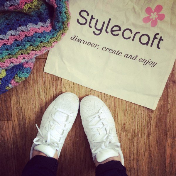 Emma Varnam, stylecraft, blogstars, tote