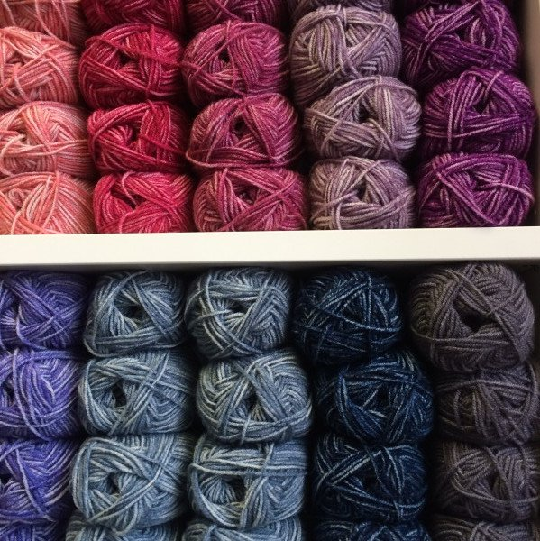 batik, yarn, stylecraft