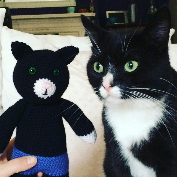 Cute Crocheted Animals - my new book • Emma Varnam's blog