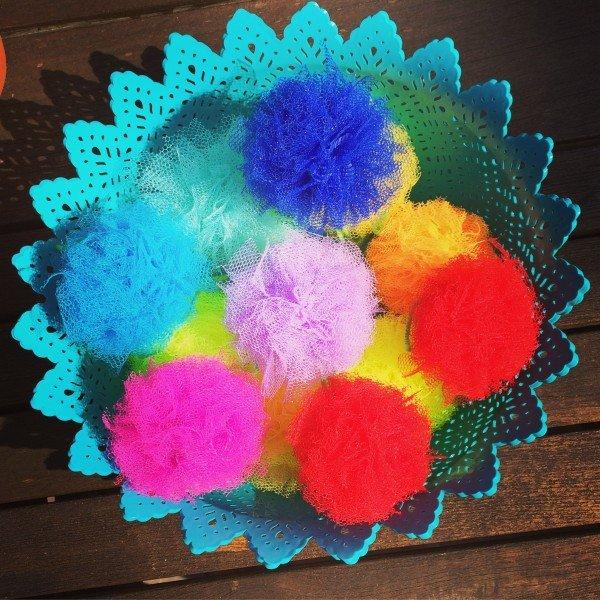 gardenparty, net, [pom-poms, colour