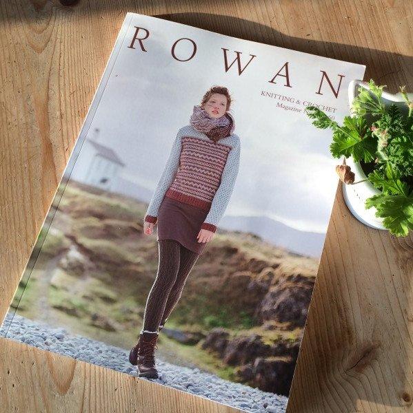 rowan, magazine, 60