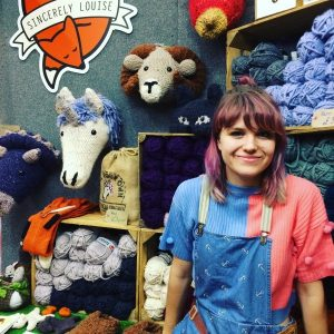 Knitting and Stitching Show 2016