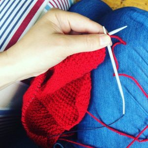 double-moss-stitch-knitting