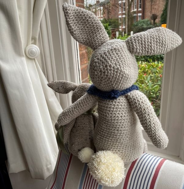 stylecraft- woodland-animals- 9666-hare-emma-varnam