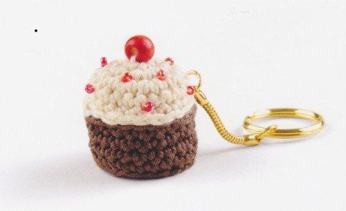 cupcakekeyring