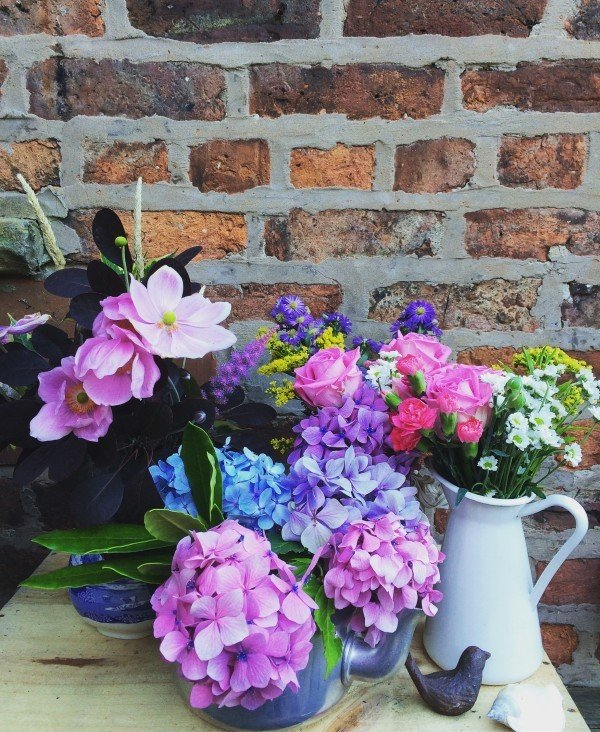 gardenparty, flowers,