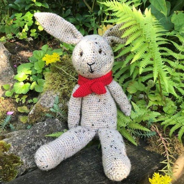 stylecraft- woodland-animals- 9666-hare-emma-varnam