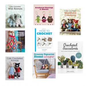Selection of Emma Varnam's published books
